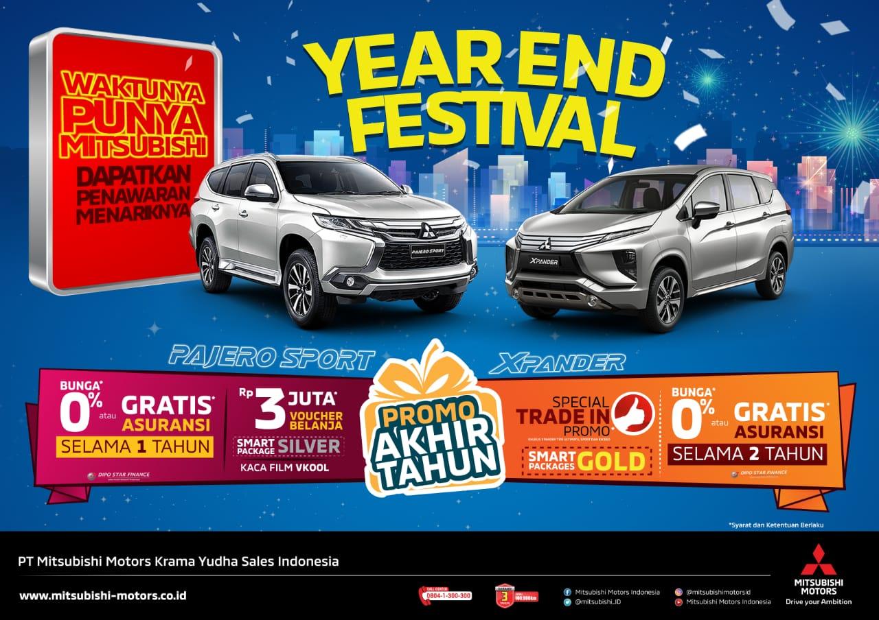 Promo Akhir Tahun Mitsubishi Boyolali