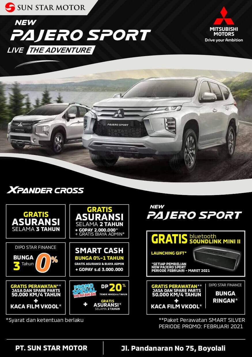 Promo Banyak Untung Beli Mobil Baru Di Dealer Mitsubishi Solo Boyolali